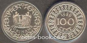 100 центов 1989