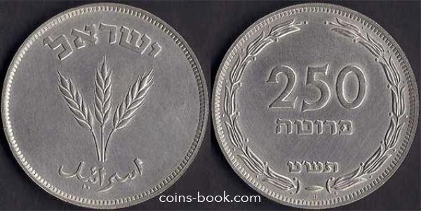 250 прутот 1949