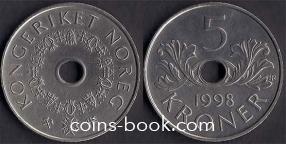 5 krone 1998