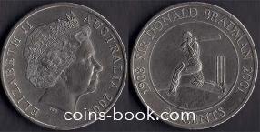 20 центов 2001