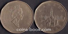 1 доллар 1992