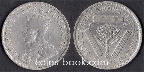 3 пенса 1928
