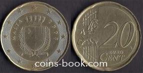 20 евроцентов 2008