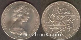 1 доллар 1974