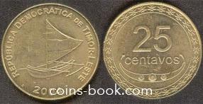 25 centavos 2004