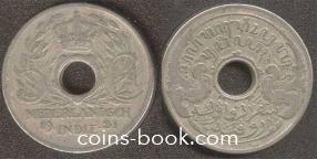 5 центов 1921