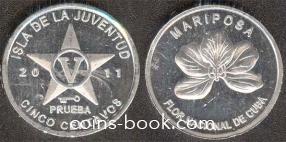 5 centavos 2011