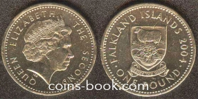 1 фунт 2004
