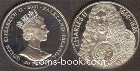 50 пенсов 2001