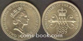 2 фунта 1989