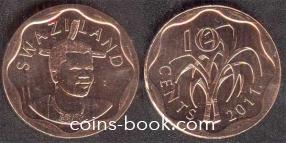 10 центов 2011