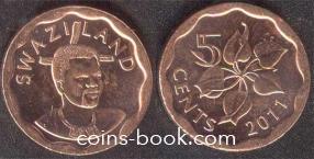 5 центов 2011
