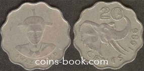 20 центов 1986