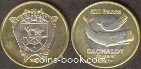 500 франков 2011