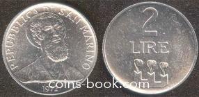 2 лиры 1972