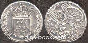 2 лиры 1973