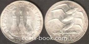 500 лир 1975