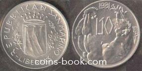10 lire 1981
