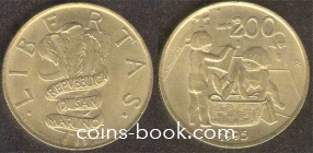 200 лир 1995