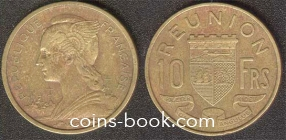 10 francs 1970