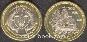 200 франков 2012