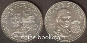 200 эскудо 1994