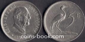 5 центов 1976