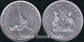 100 шиллинг 2004