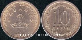 10 дирамов 2006
