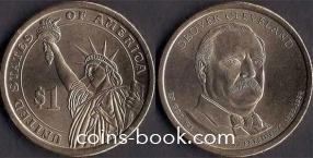 1 доллар 2012