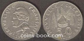 50 francs 1987