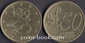 50 евроцентов 2000