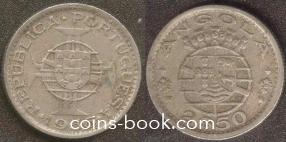 2,5 escudos 1956