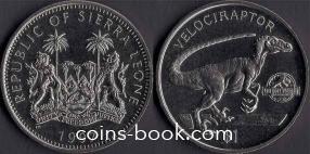 1 доллар 1997