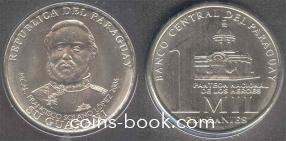 1000 guaraníes 2006