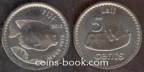 5 центов 2012