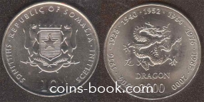 10 shillings 2000