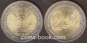 2 евро 2013
