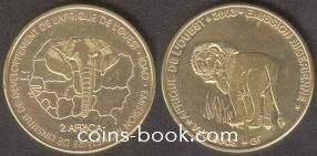 3000 франков 2003