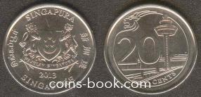 20 центов 2013