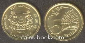 5 центов 2013