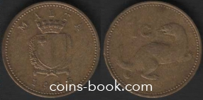 1 цент 1995