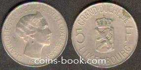 5 франков 1962