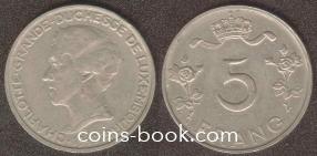 5 франков 1949