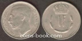 1 франк 1966