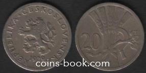 20 геллеров 1929
