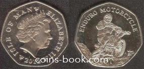 50 пенсов 2012