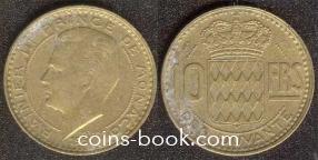 10 франков 1951