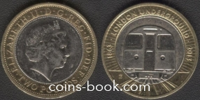 2 фунта 2013