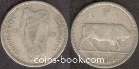 1 шиллинг 1935